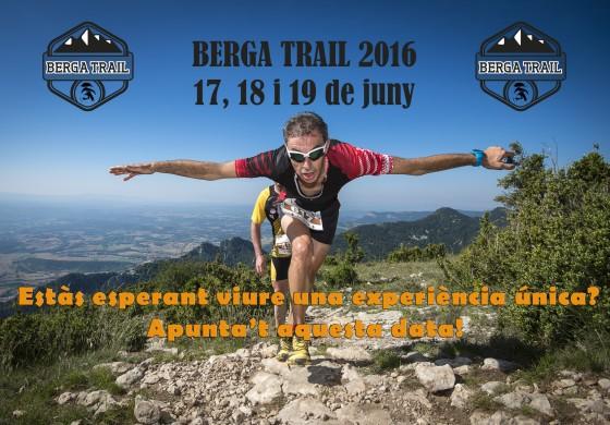 Berga Trail 2016 Date
