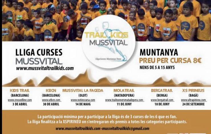 Cursa Infantil Berga Trail Kids